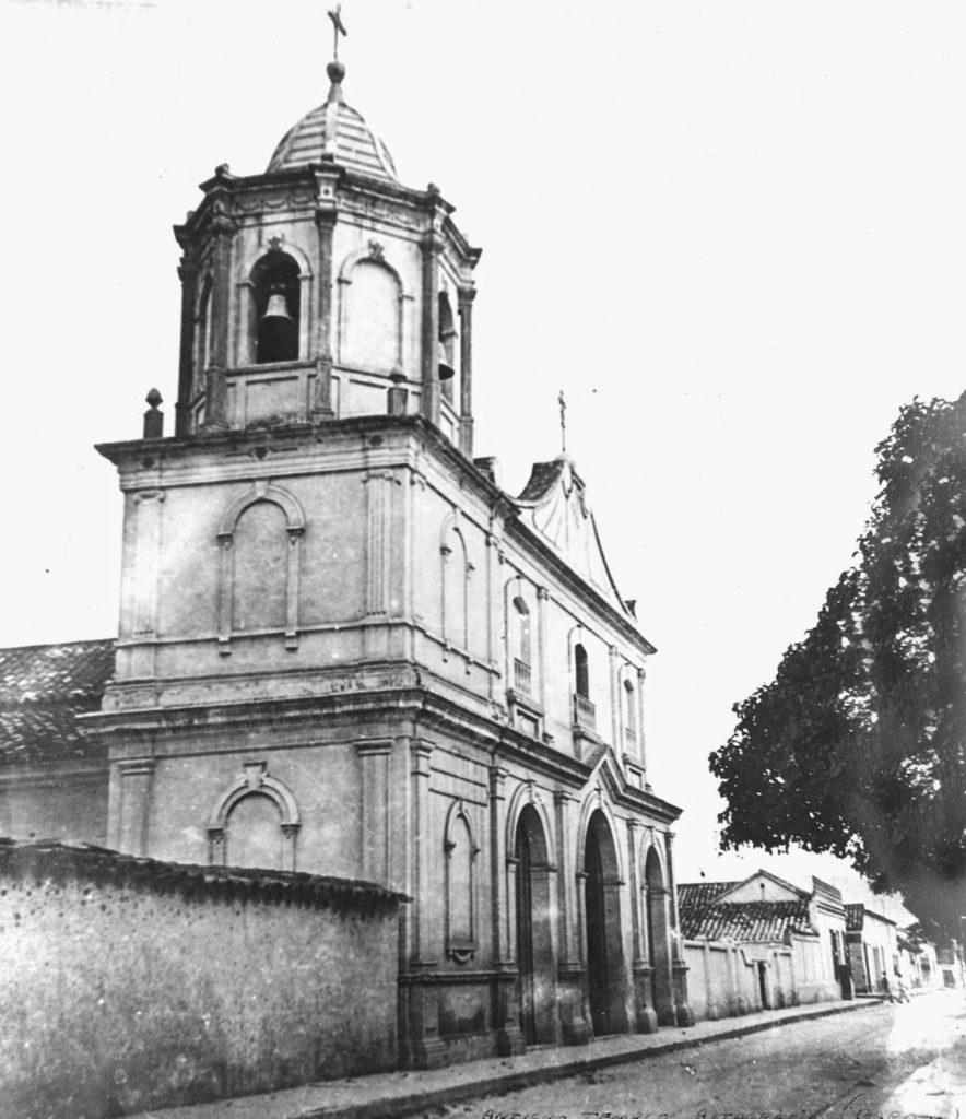 iglesia Altagracia Correo de Lara