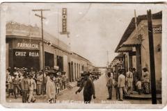 Postal-de-los-Hermanos-Sigala-Calle-del-Comercio-1931-1024x658