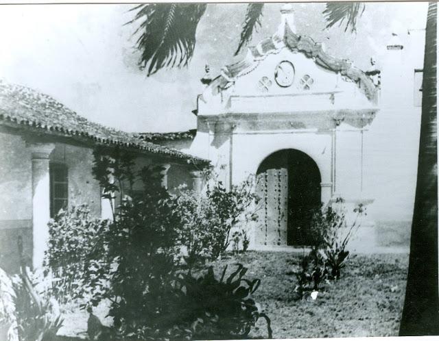 CAPILLA SANTA BARBARA DE CABUDARE. ARQUITECTURA ESTADO LARA. EDIFICACIONES. 25/01/2012.