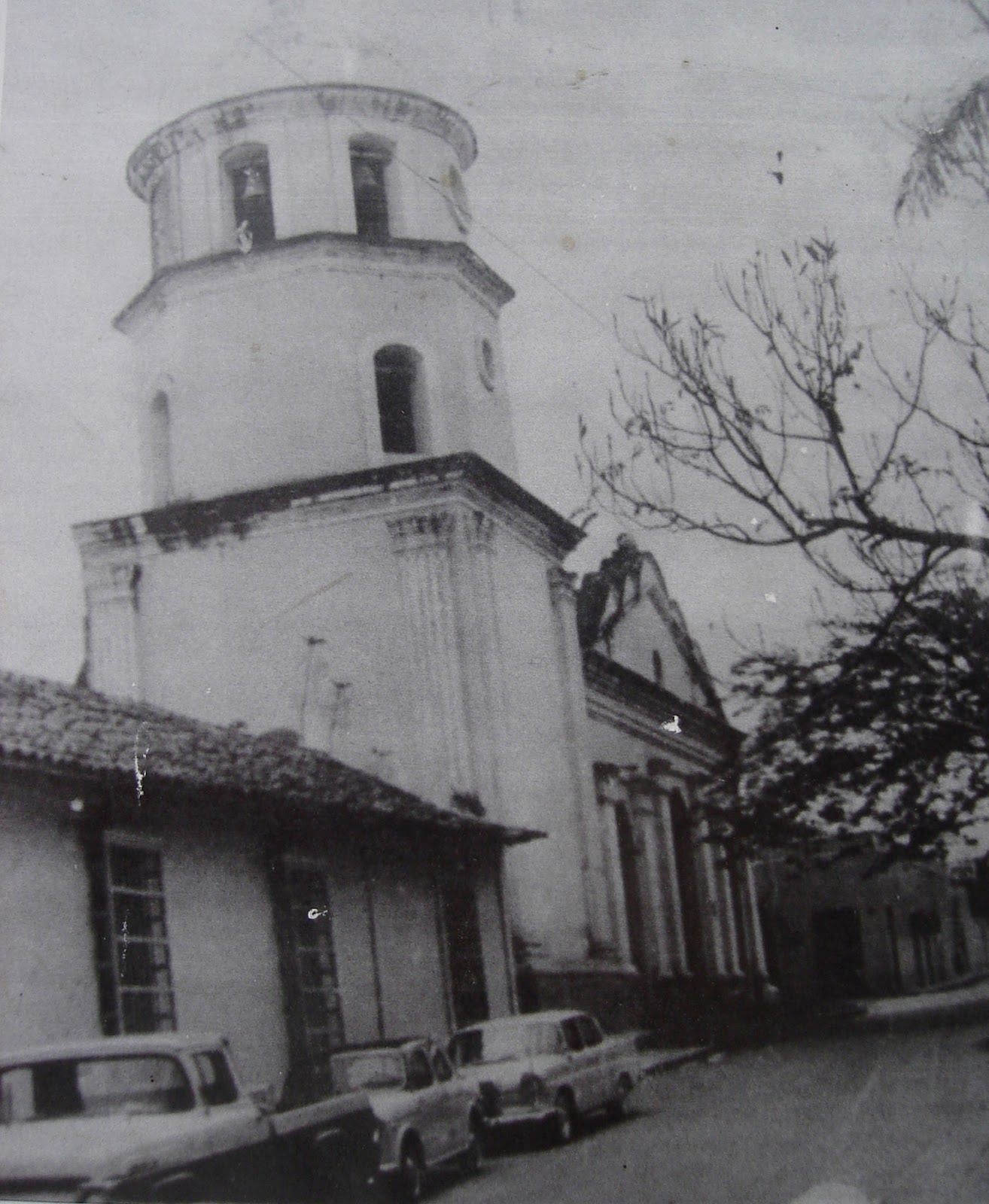 Templo matriz de Cabudare