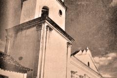 Campanario iglesia matriz San Juan Bautista de Cabudare