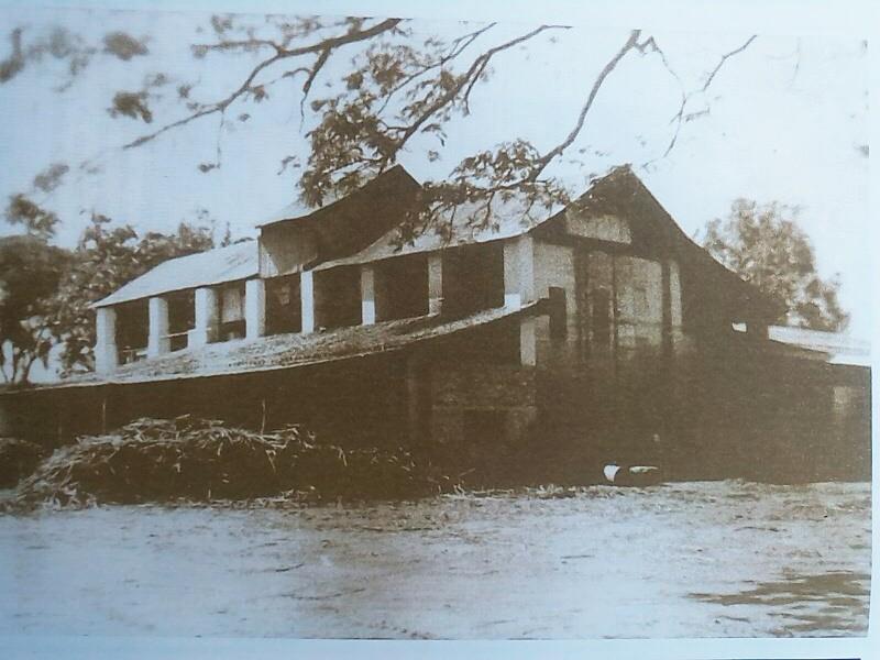 Trapiche del Central Tarabana en 1938