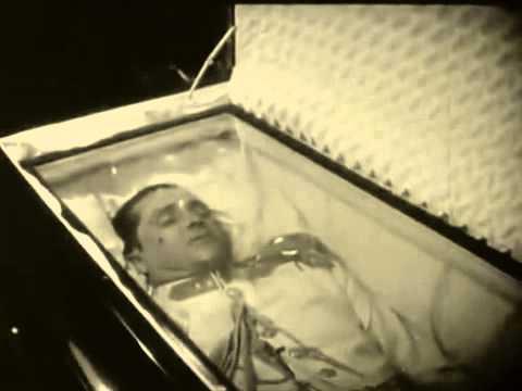 Funeral de Carlos Delgado Chalbaud 1950