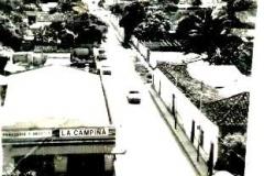 ESQUINA DE JUAN BRAVO - DESDE EL CAMPANARIO
