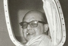 Marcos Pérez Jiménez, tomado por EL NACIONAL