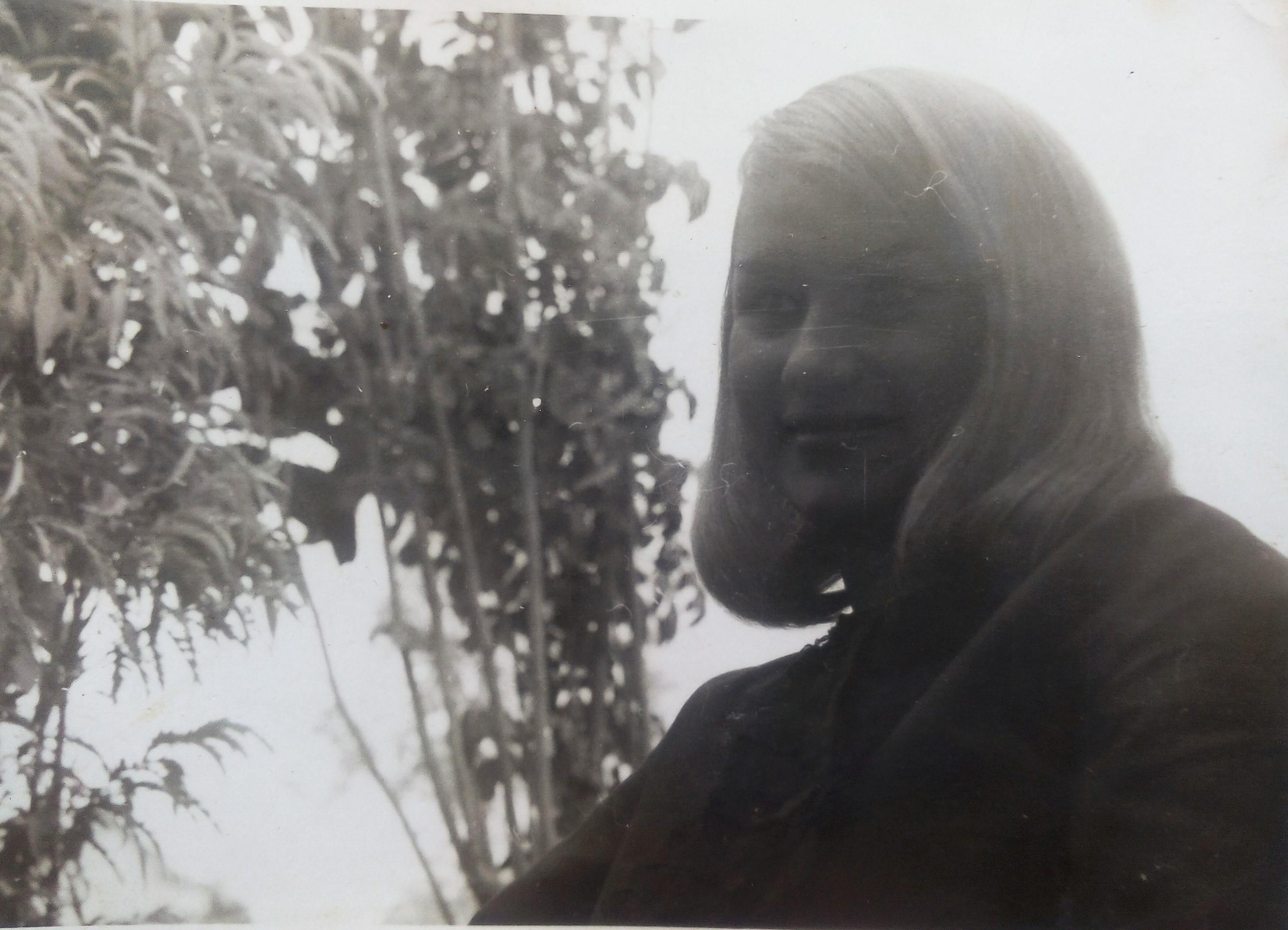 Haydee Padua, hija de Daniel Yepes Gil