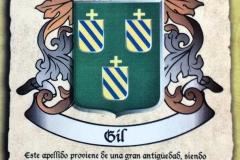 Escudo de Armas de la Familia Gial