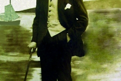 Daniel Yepes Gil, mozo