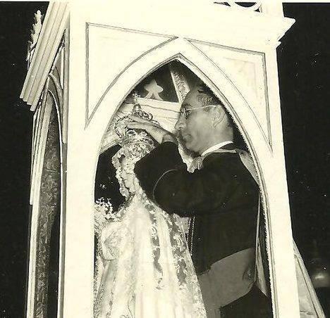 coronacion Virgen 8 septiembre 1911