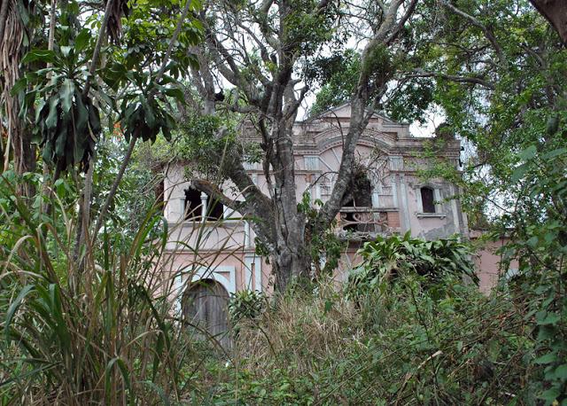 Sucumbe el patrimonio edificado de Palavecino