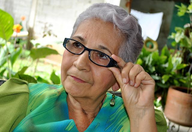 María Pastora Virgüez Carmona: La mujer venezolana siempre sale adelante pese a las circunstancias