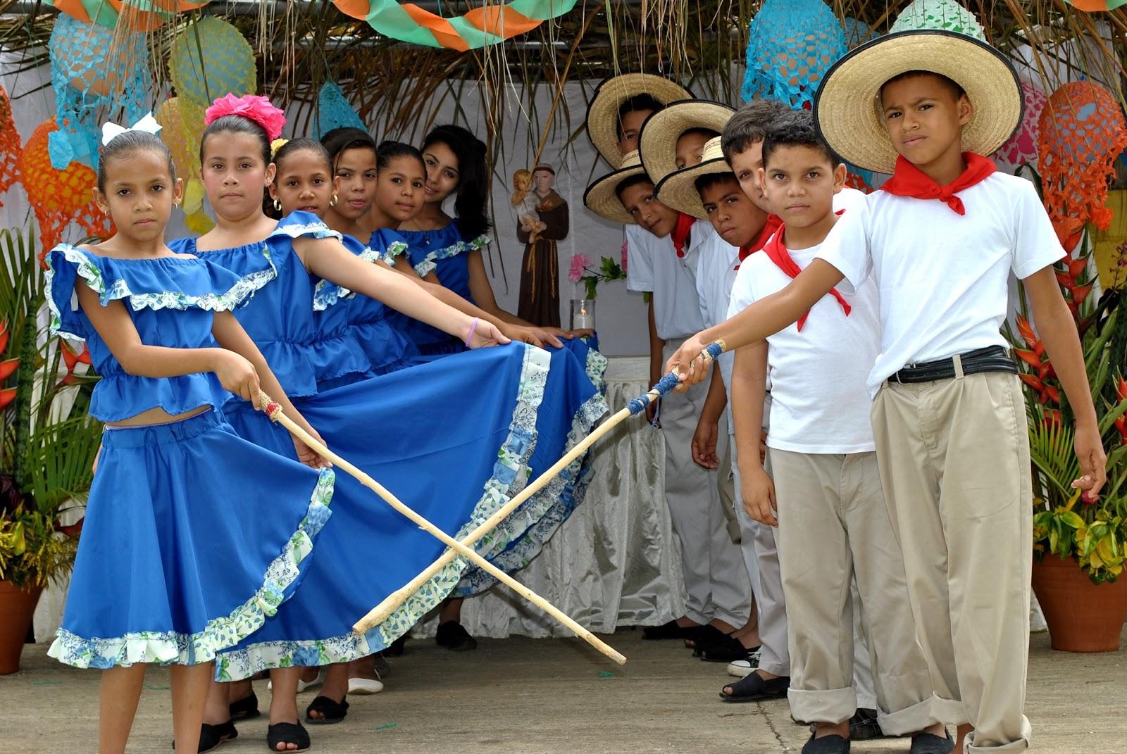 En Palavecino sonaron los tambores en homenaje a San Antonio