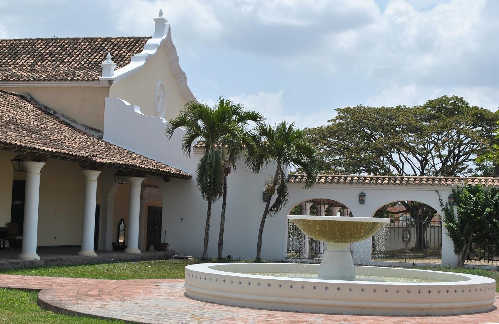 Hacienda Santa Bárbara desde su fundación: no Las Mercedes ni La Capilla