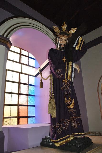 El Nazareno de Cabudare, icono de especial tradición