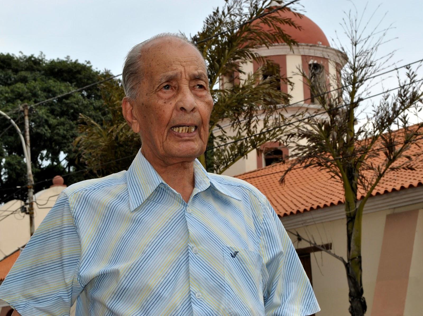 Memorias del cronista cabudareño Julio Álvarez Casamayor