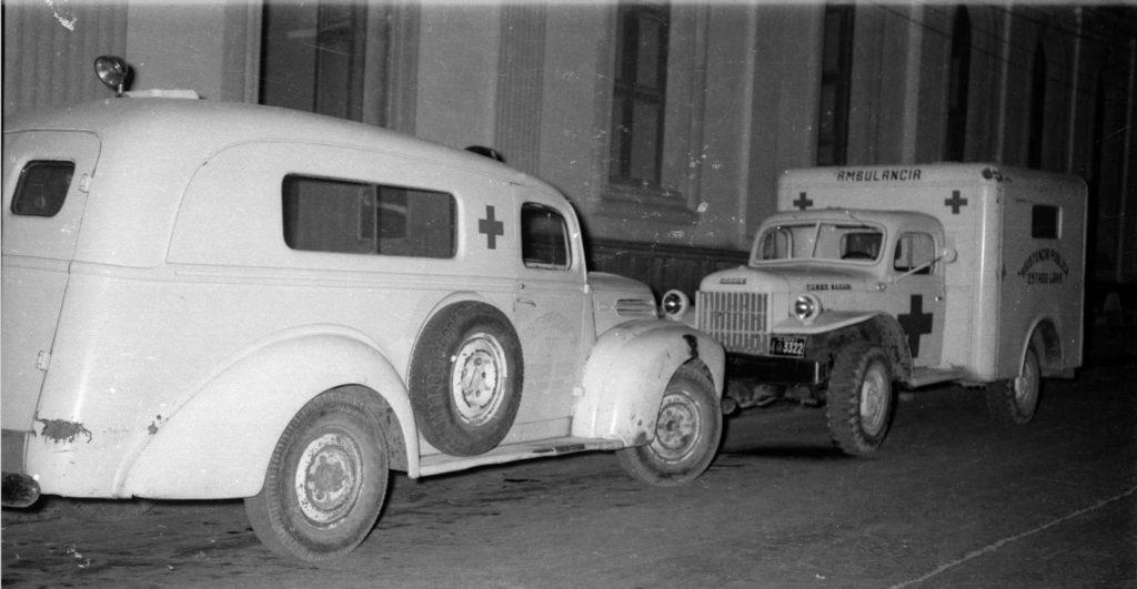 De albergue de enfermos a Hospital La Caridad