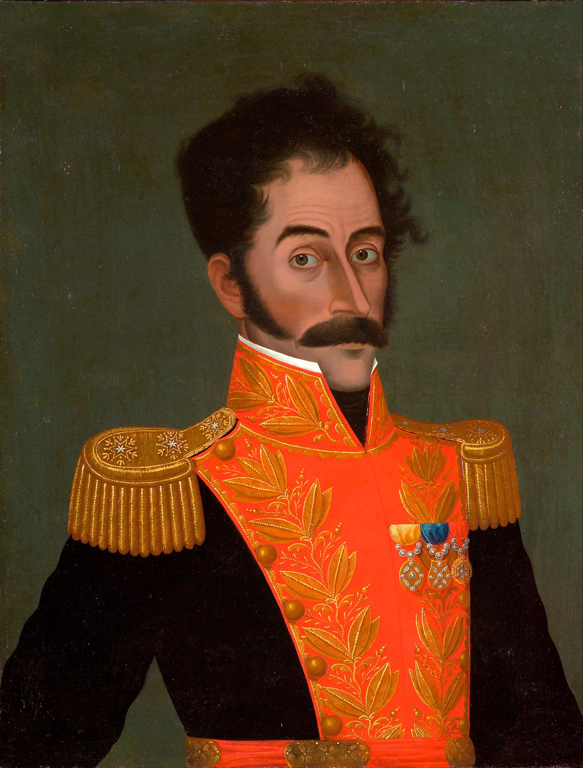 ¿Cómo era realmente Simón Bolívar?