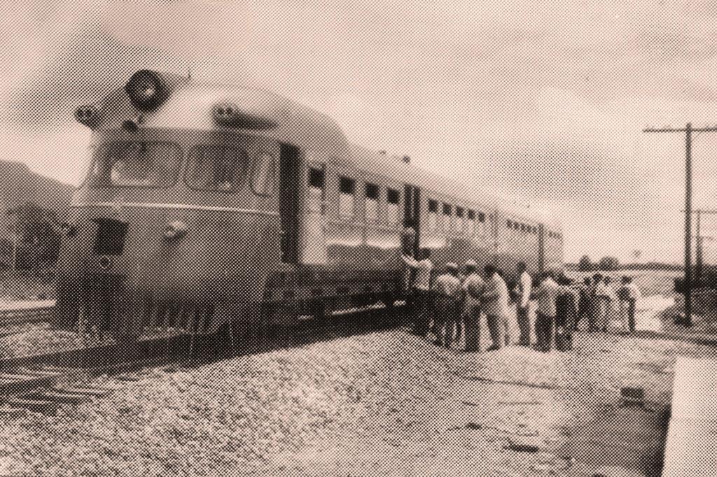 El Ferrocarril Bolívar es la historia de los caminos de hierro