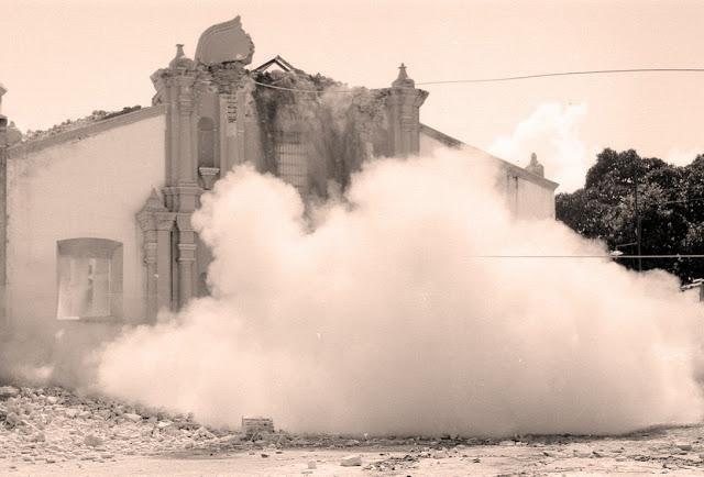 A dos siglos del terremoto del 26 de marzo de 1812