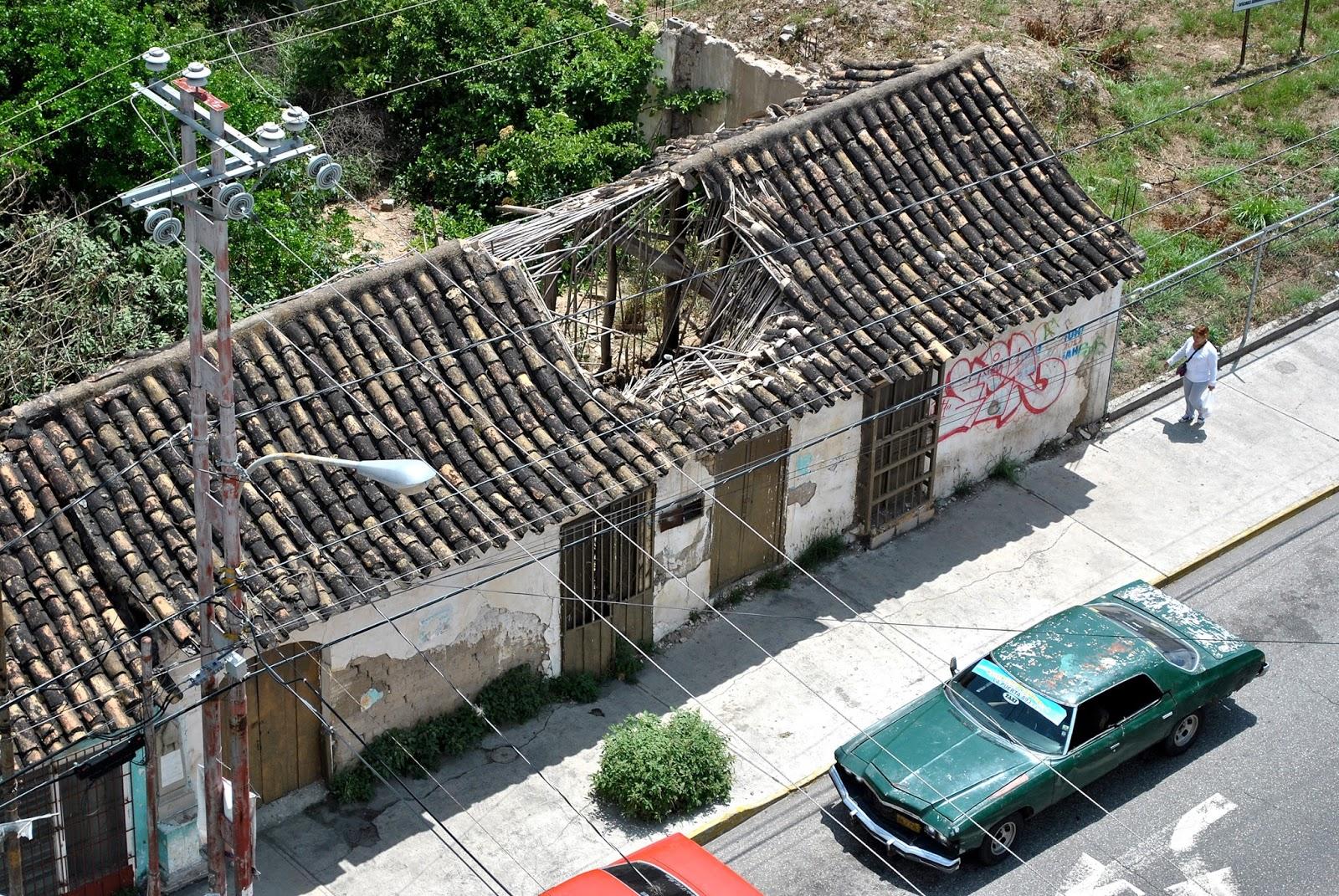 Exhortan a Richard Coroba rescatar el patrimonio edificado