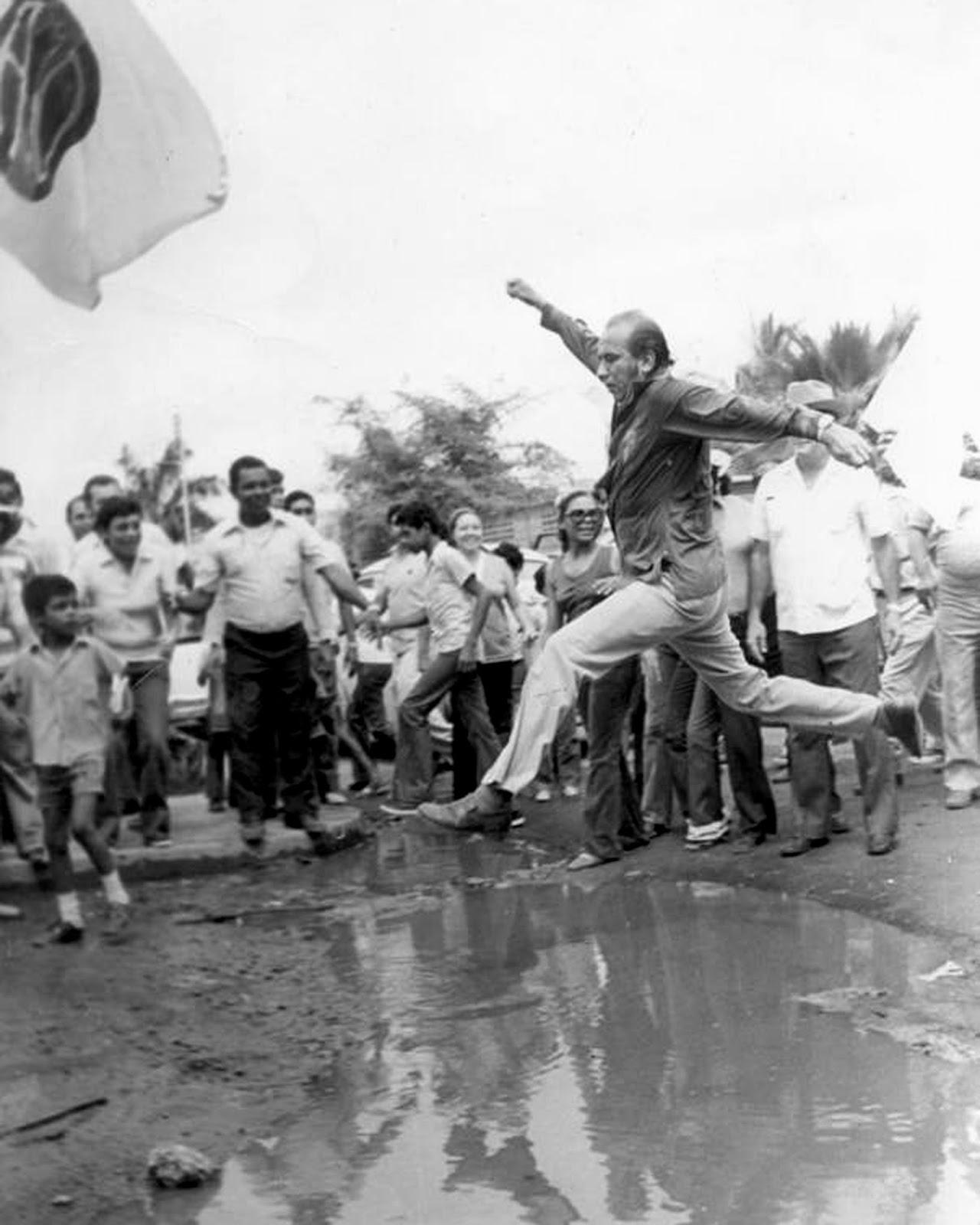 [+FOTOS] Campañas electorales 1958-1988