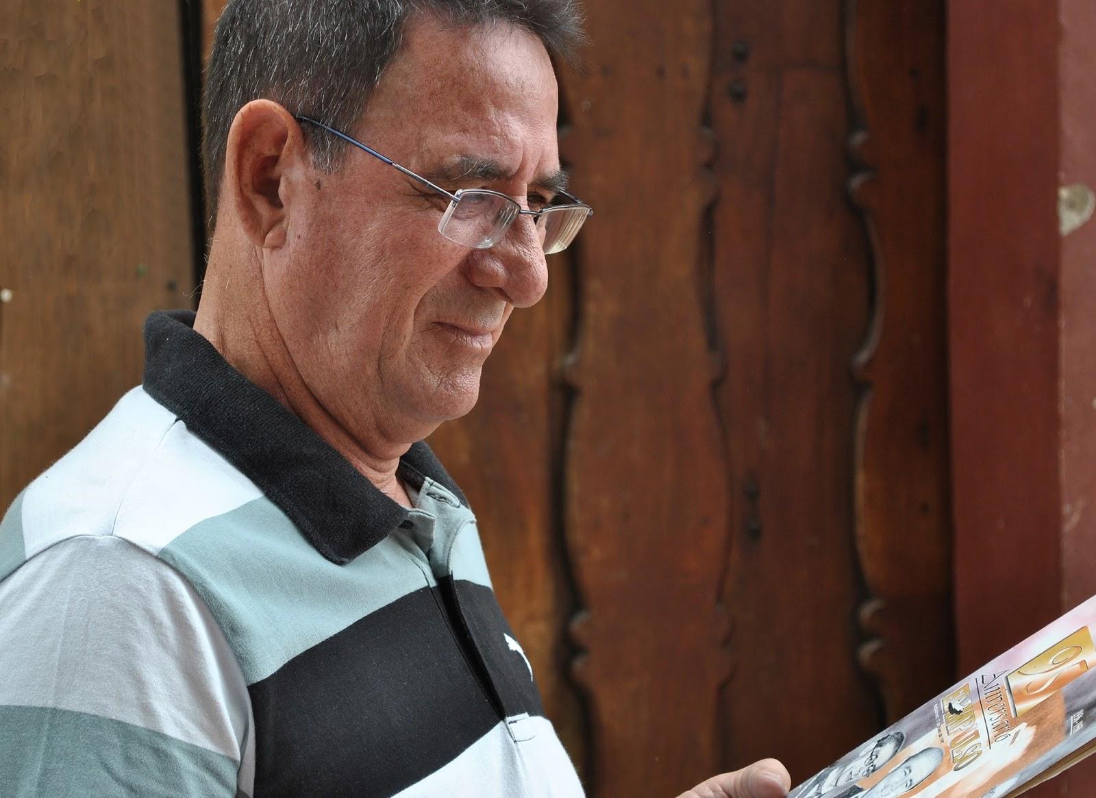 """Naudy Salguero """"A los cuatro años aprendí a leer con EL IMPULSO"""""""