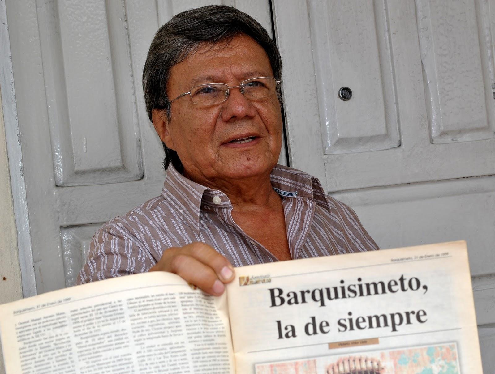 Arnoldo Dávila «Las colecciones de EL IMPULSO son verdaderos tesoros»
