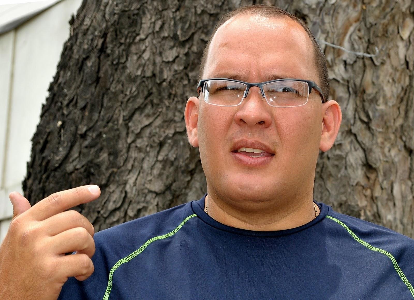 José Luis Sotillo Leer EL IMPULSO era un ritual inquebrantable