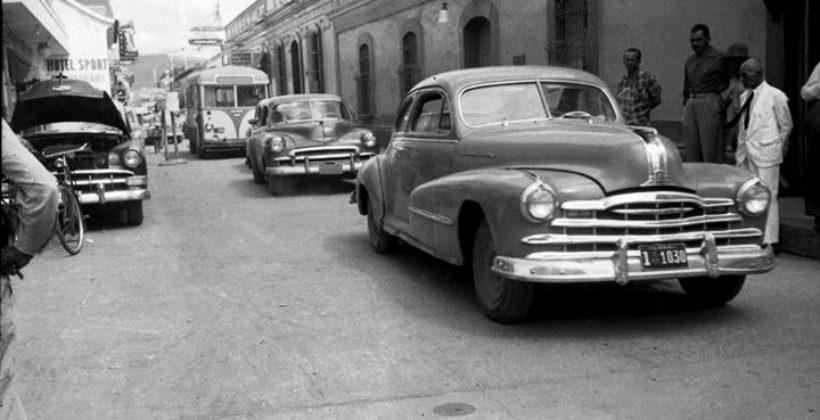A principio de 1915, ya había en Barquisimeto,11 automóviles