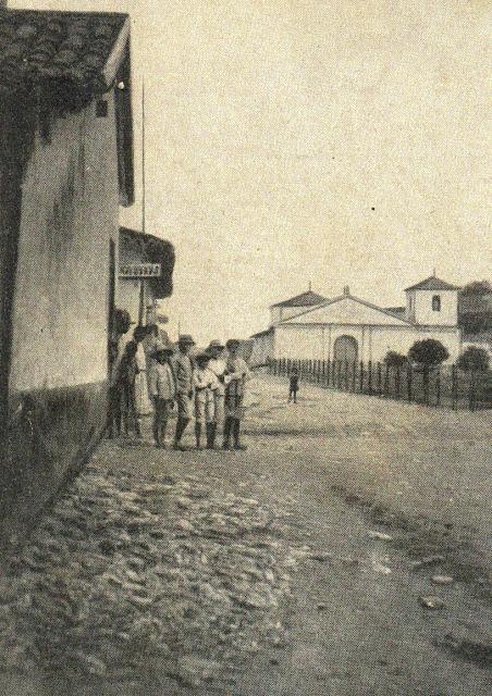 Sarare nació como parroquia civil junto a la Independencia