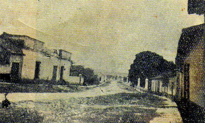 Así estuvo conformado el primer cabildo de Palavecino (Siglo XX)