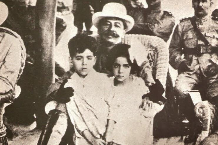 Juan Vicente Gómez tuvo una numerosa descendencia