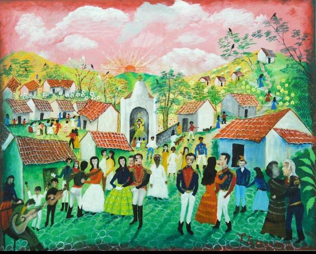 Crónica de la última visita de Bolívar a Caracas