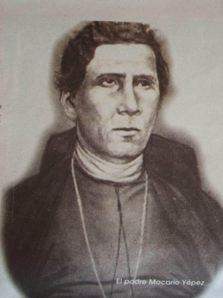 José Macario Yépez y su personalidad histórica