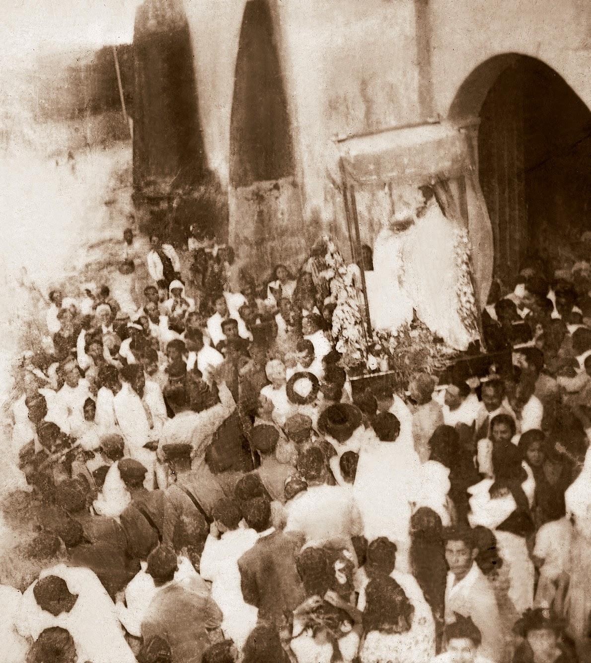 Macario Yépez no le imploró a la Divina Pastora