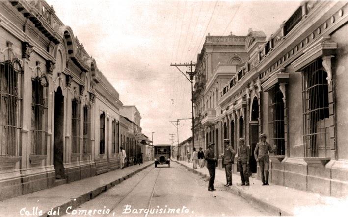 El Concejo Municipal de Barquisimeto en 1903