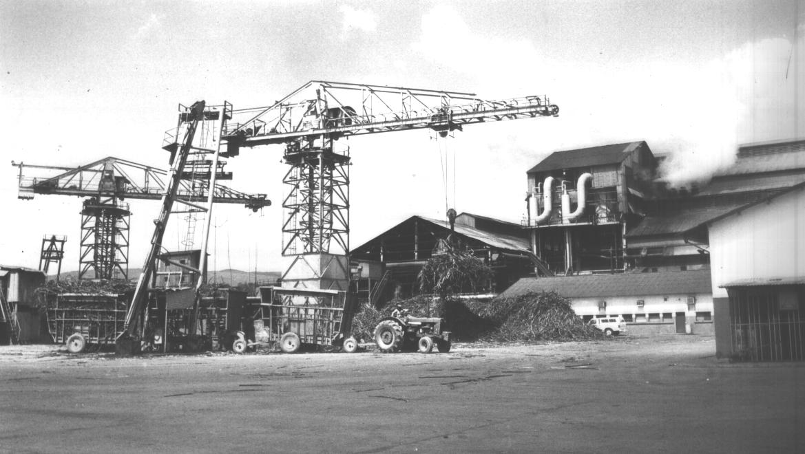 Del antiguo trapiche a la gran factoría azucarera