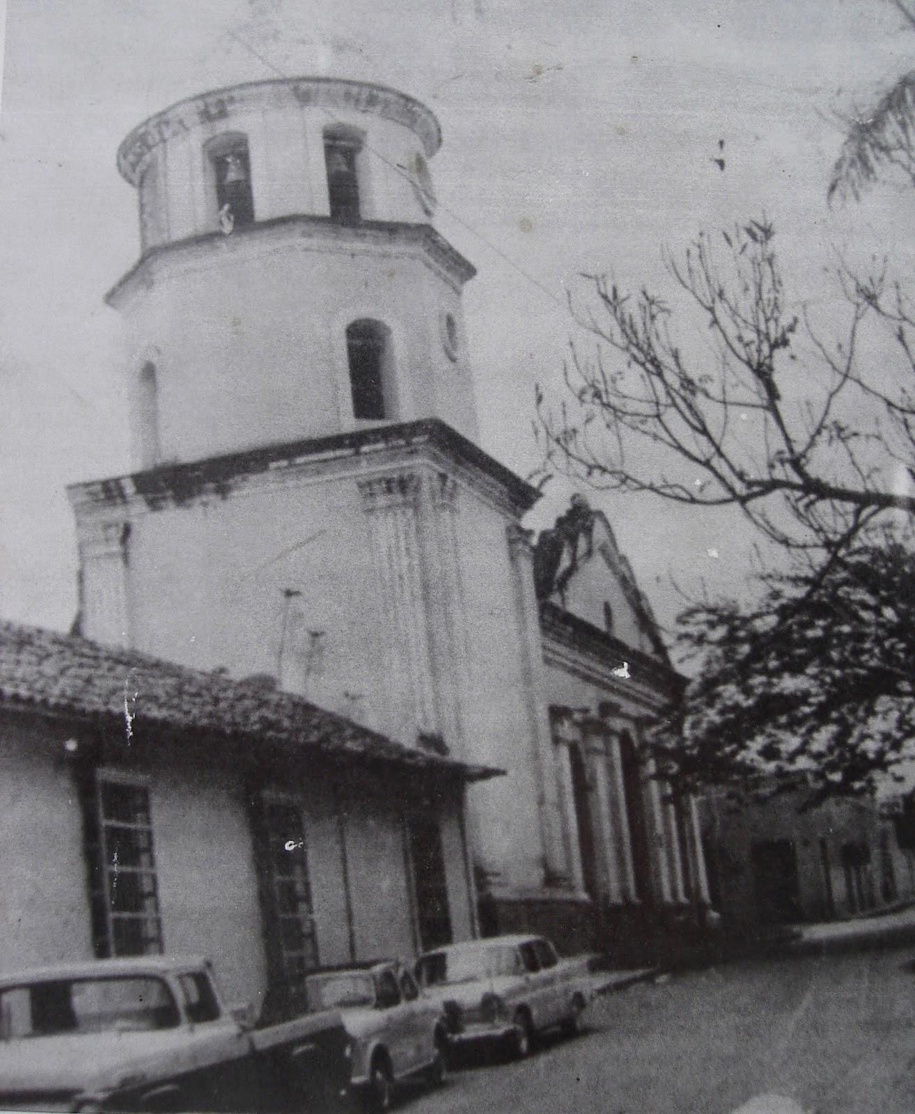 Sacerdotes del templo San Juan Bautista de Cabudare hasta 1900