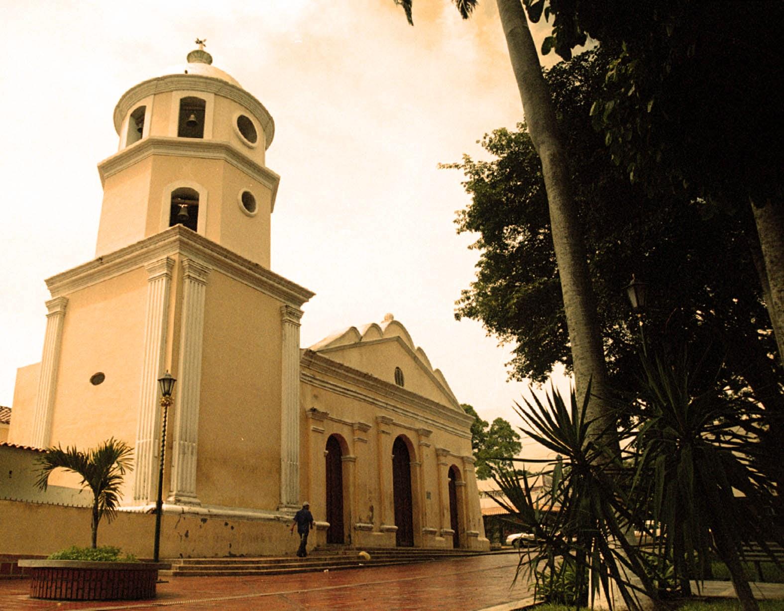 Celebrarán 180 años de edificación de iglesia matriz de #Cabudare
