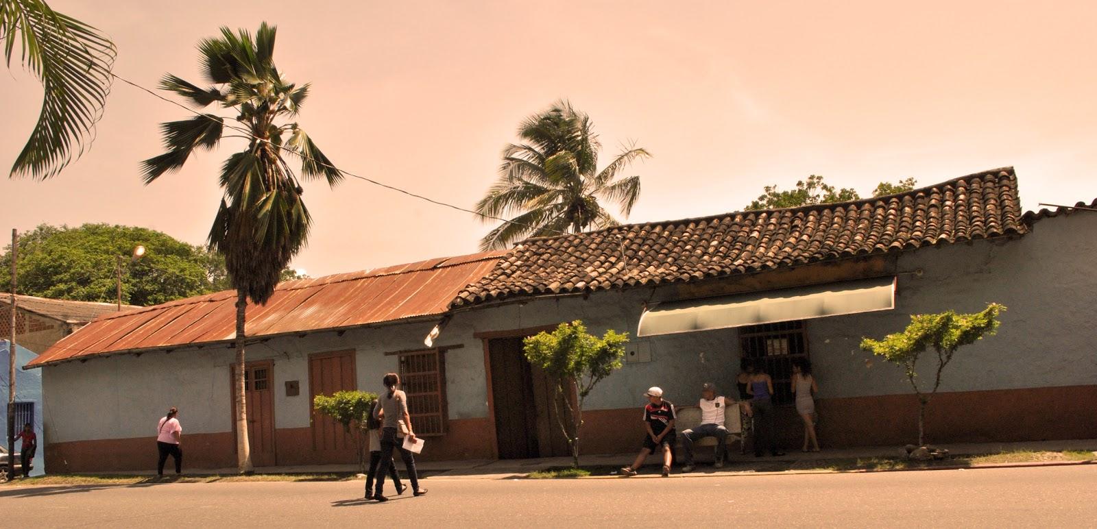 La casona de los Giménez, una vivienda histórica de Los Rastrojos