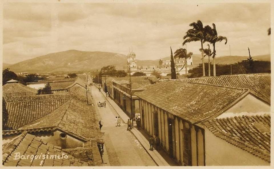 Barquisimeto y Cabudare en la memoria de un viajero alemán
