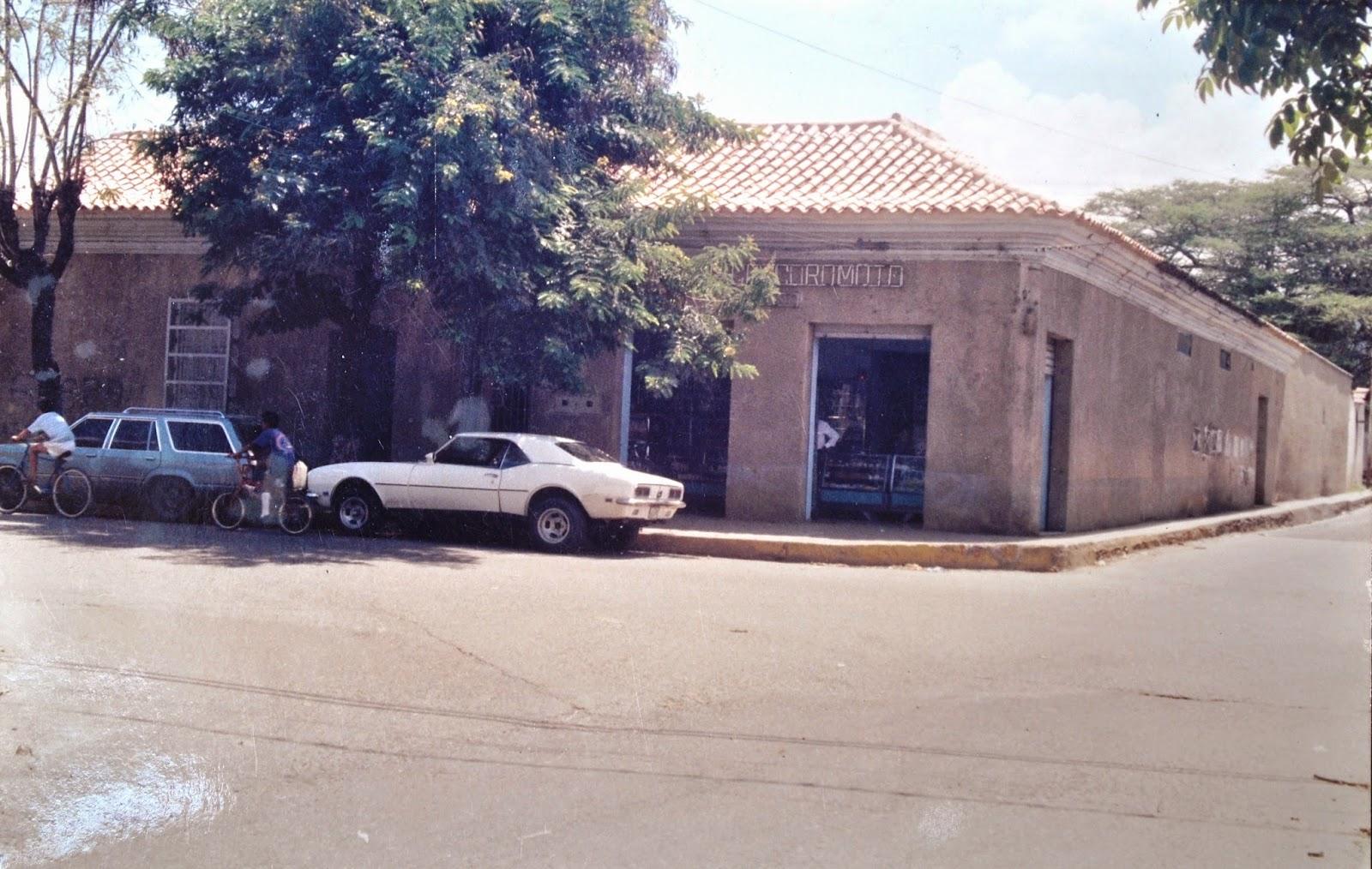 Botica Coromoto: la antigua farmacia de Cabudare