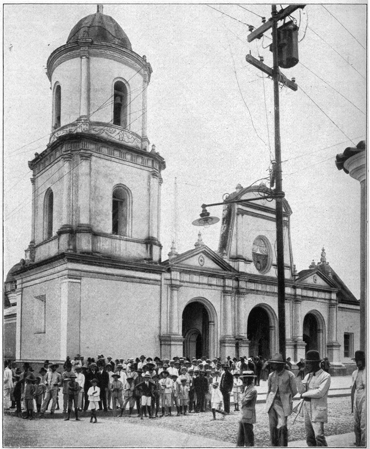 Templos de Barquisimeto durante la Colonia