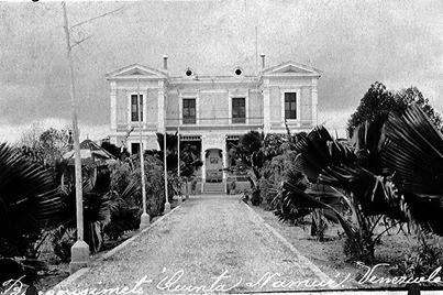 Quinta Mayda, la casona olvidada de los Yepes Gil