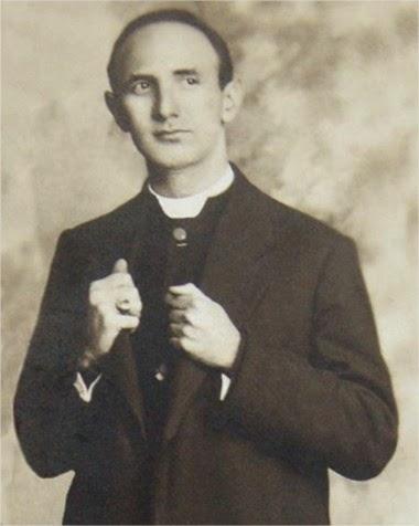 El obispo larense fusilado por los nazis