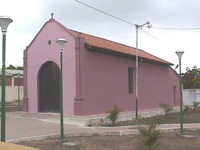 Capilla del Nazareno de Cabudare data de mediados del siglo XIX