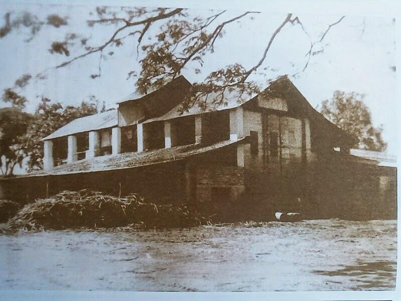 Tarabana fue la hacienda más importante del Valle del Turbio