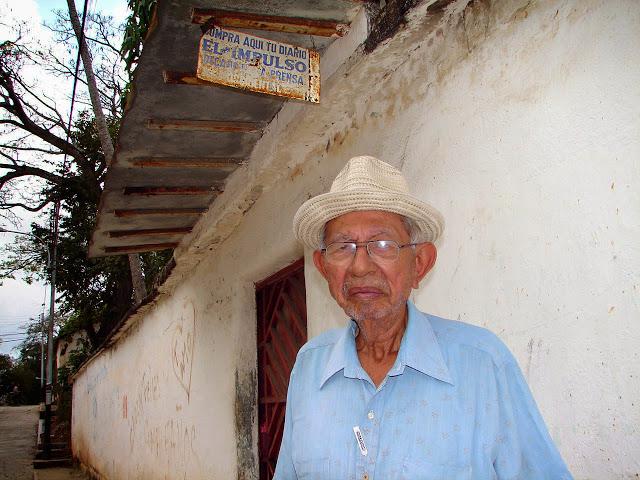 Iginio Fréitez registró el testimonio del tiempo