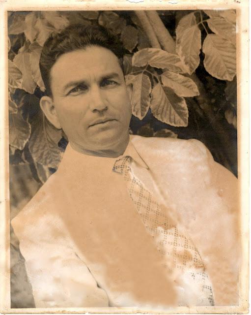 Manuel Gómez en la memoria cabudareña
