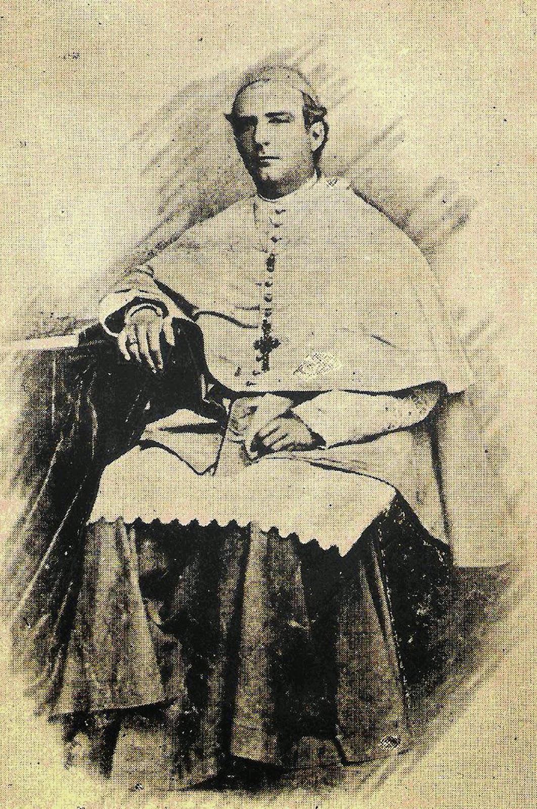 Sacerdotes larenses también destacaron en política